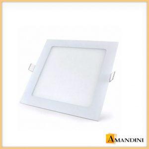 Paflon de LED de embutir