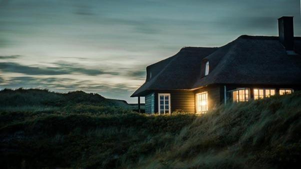 Iluminação Casa de Praia